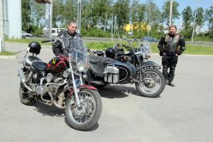 Eskorte- Kirill und Denis