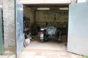 Die rettende Werkstatt
