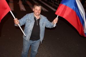 Kirill mit Winkelement
