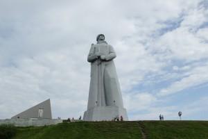 Der Soldat über Murmansk