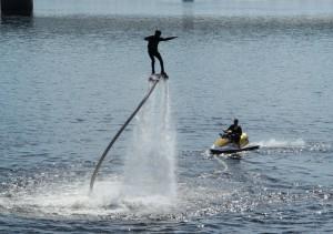 Subarktischer Sommersport